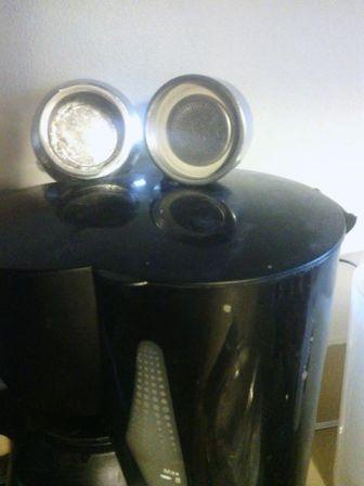 opene espresso maker